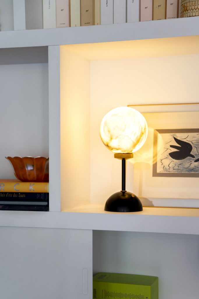 Lampe à poser Romanette