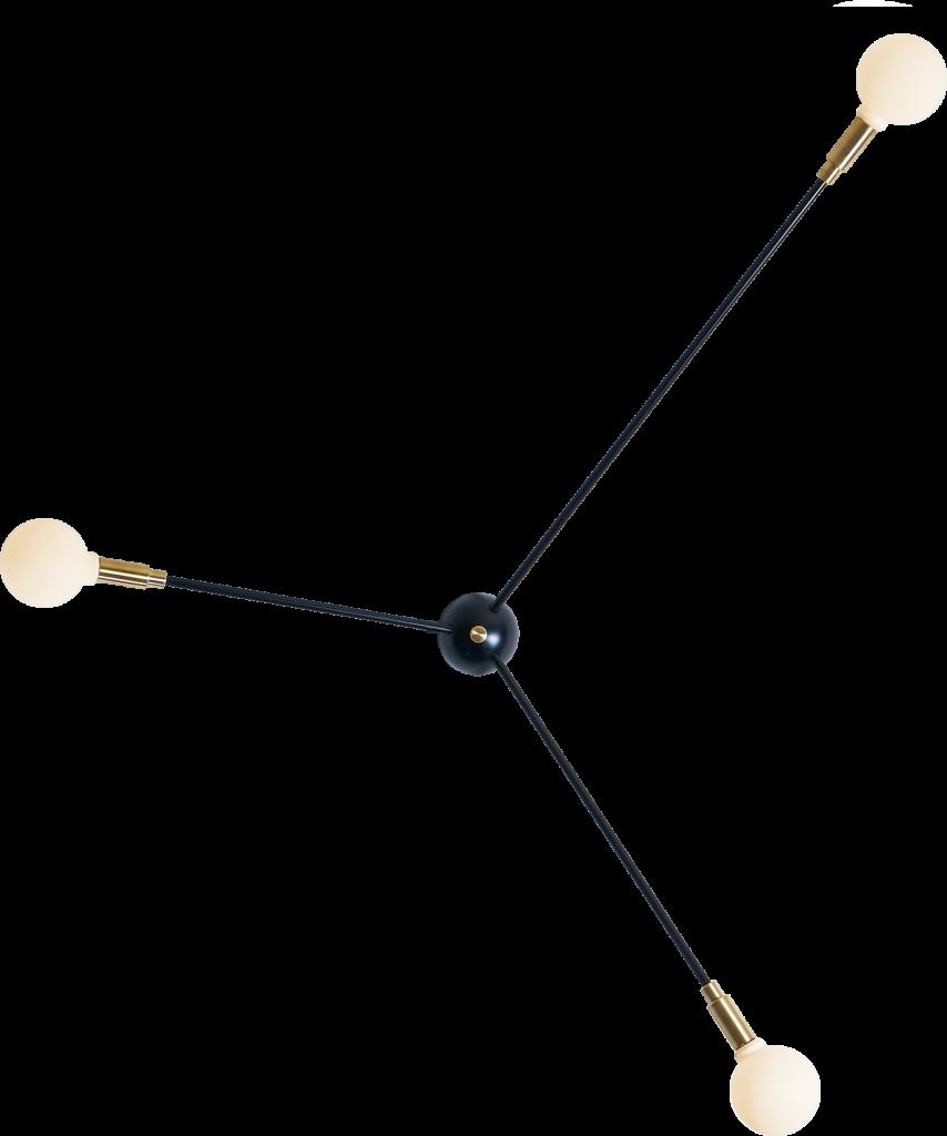 applique-plafonnier-atome