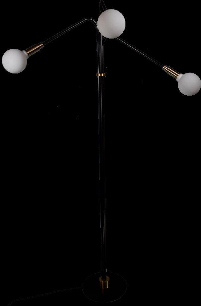 lampadaire Globos triple
